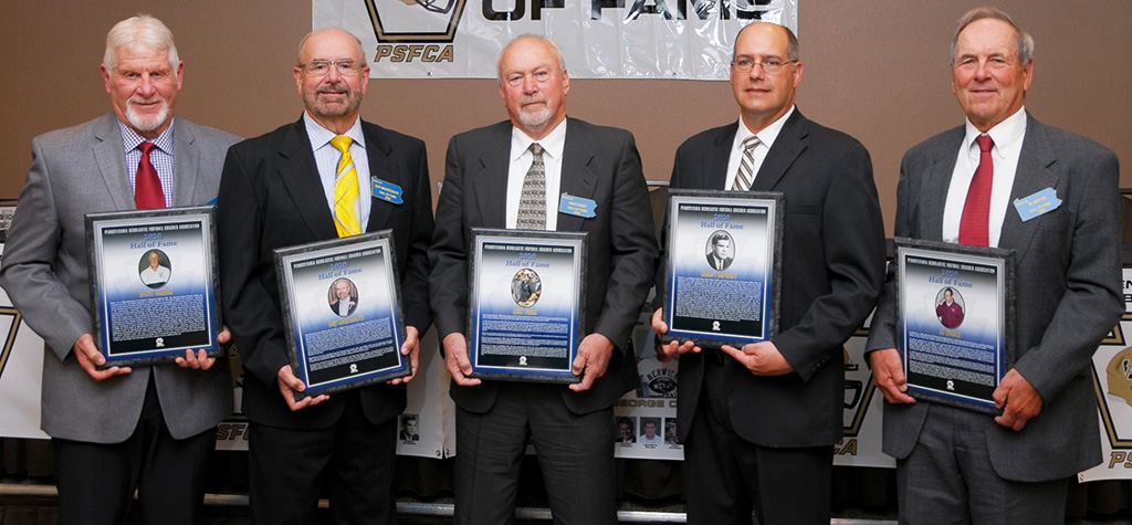 PSFCA Hall of Fame Class of 2020