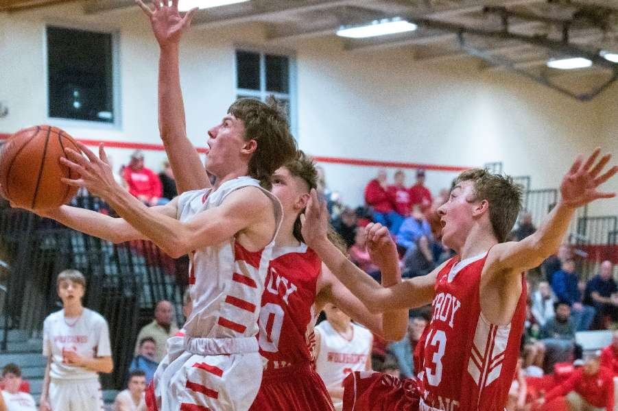 WAVERLY JVs BLOW OUT TROY, 62-31