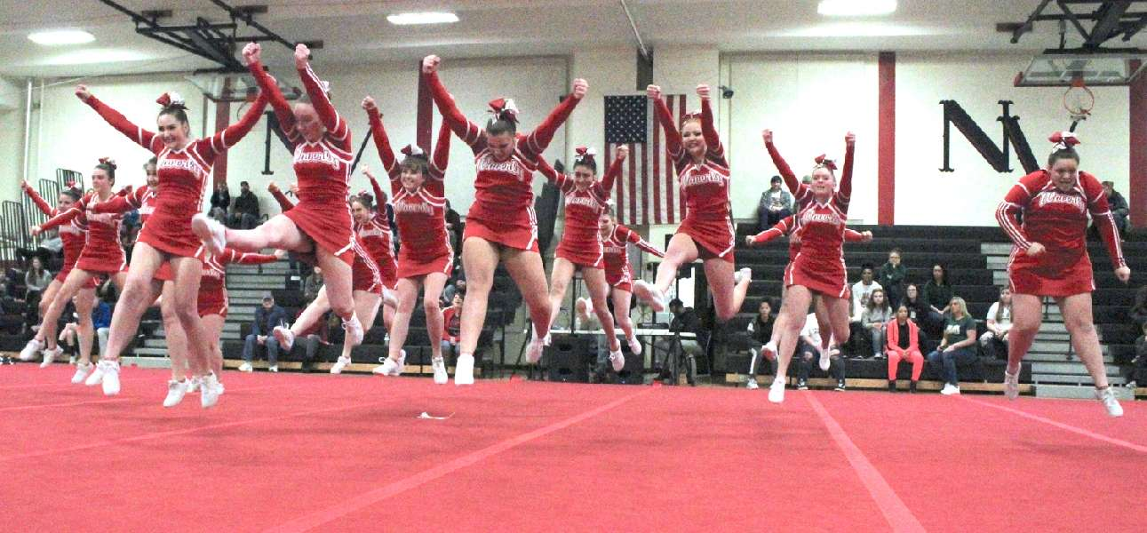 WAVERLY COMPETES IN LEAGUE CHAMPIONSHIPS