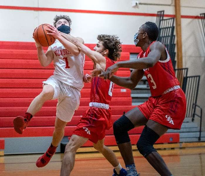 STRONG DEFENSE CARRIES WAVERLY IN 61-48 WIN OVER OWEGO