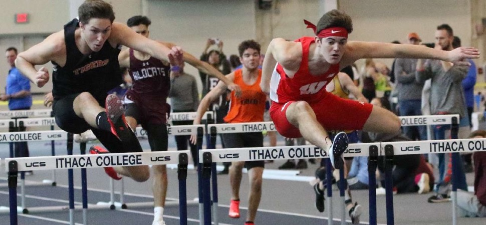 CHANDLER, WRIGHT BREAK OWN SCHOOL RECORDS; WAVERLY BOYS FINISH 8TH AT RUGGED BOMBER INVITE.