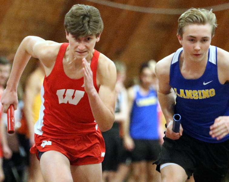 DOUBLE-WINNER WRIGHT PACES WAVERLY IN THIRD-PLACE FINISH AT HURLEY SMALL SCHOOL INVITE