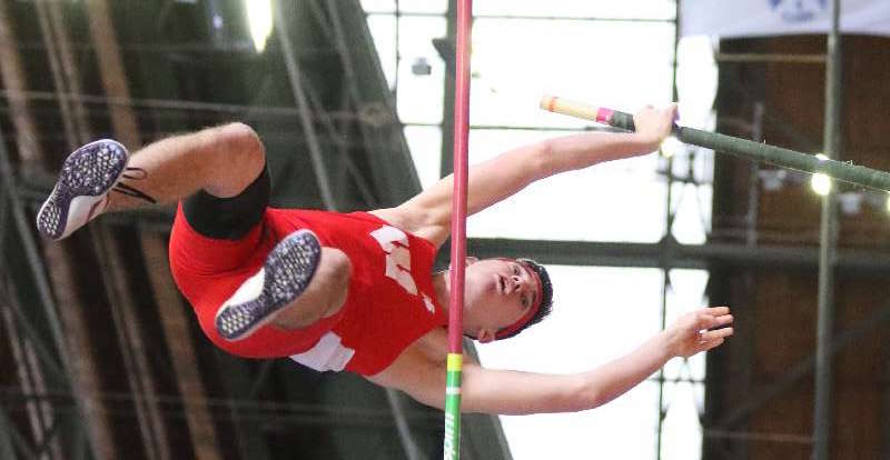WAVERLY'S CHANDLER PUNCHES TICKET TO STATES AGAIN POLE VAULT