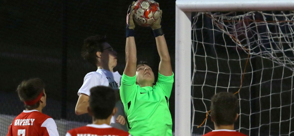 WAVERLY BLANKS NOTRE DAME, 1-0 — FIRST WIN OVER CRUSADERS SINCE 2009.