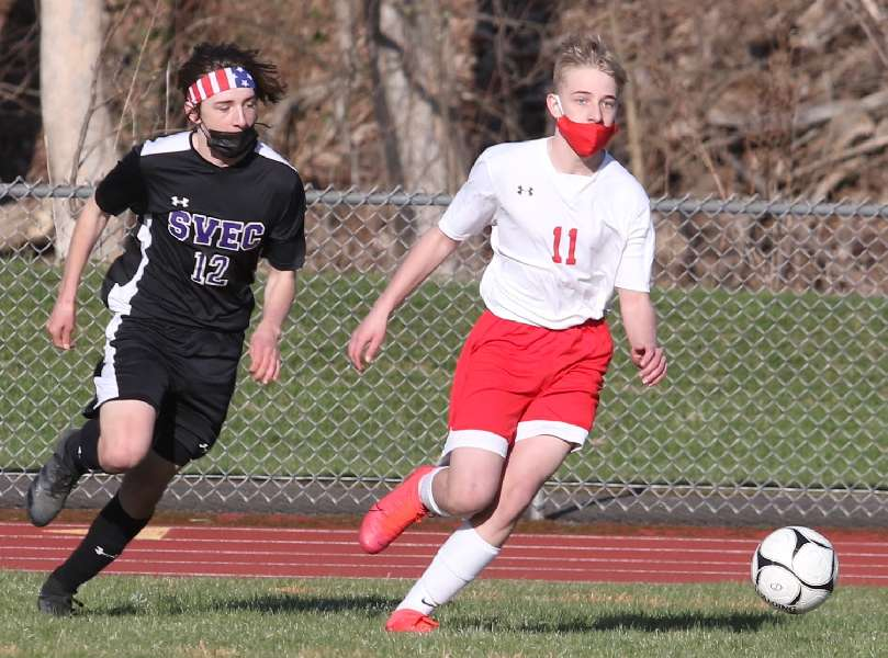 FIRST-HALF GOALS COSTLY IN WAVERLY LOSS TO SVEC
