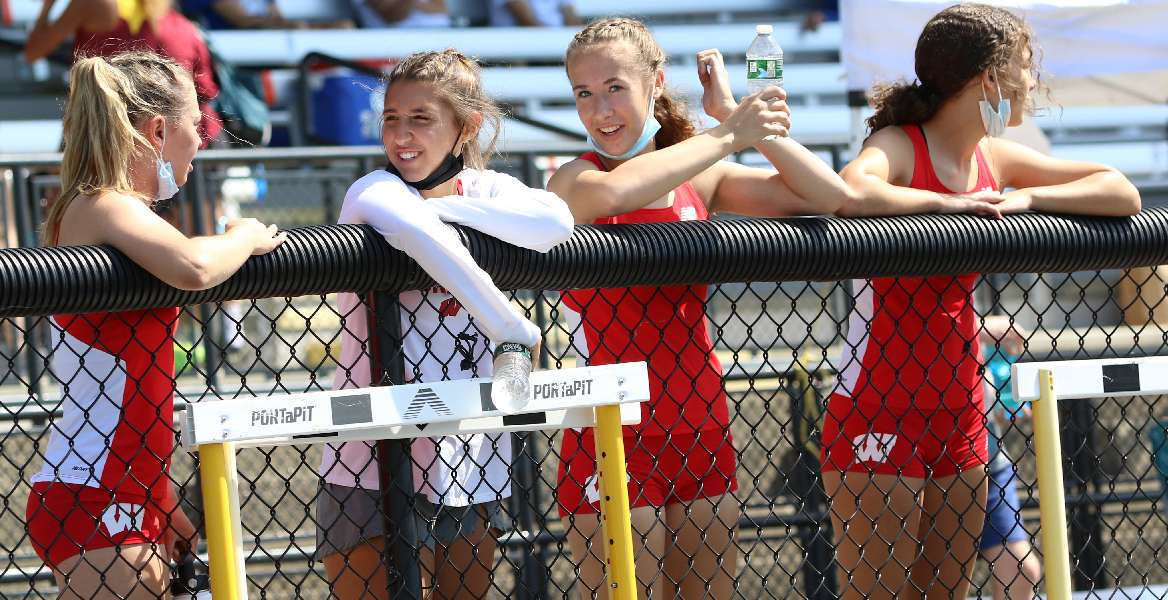 WAVERLY RELAYS BRING HOME HARDWARE FROM 'FAST TIMES INVITE'