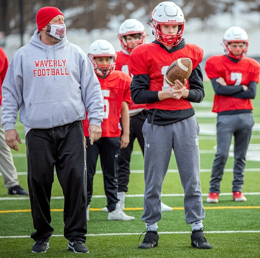 WAVERLY PREPARING FOR SPRING FOOTBALL OPENER ON MARCH 19