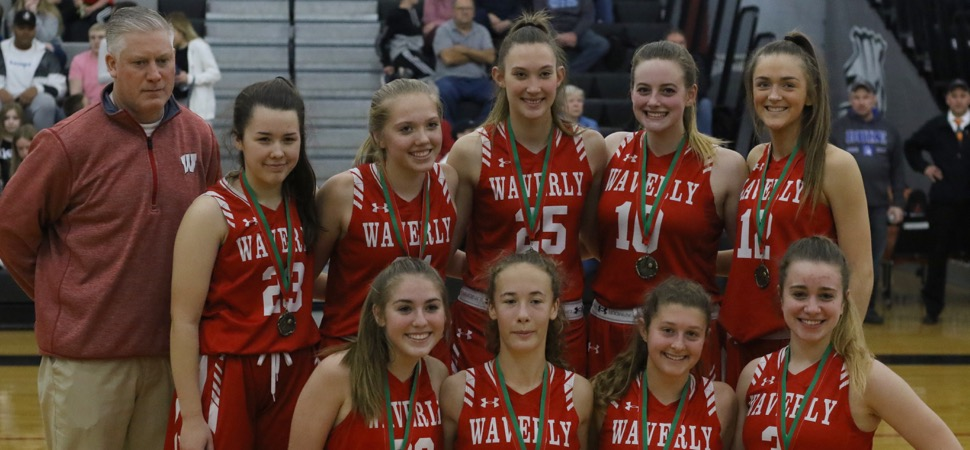 FAST START PROPELS WAVERLY TO 53-29 WIN OVER ATHENS IN VALLEY CHRISTMAS TOURNEY TITLE GAME.