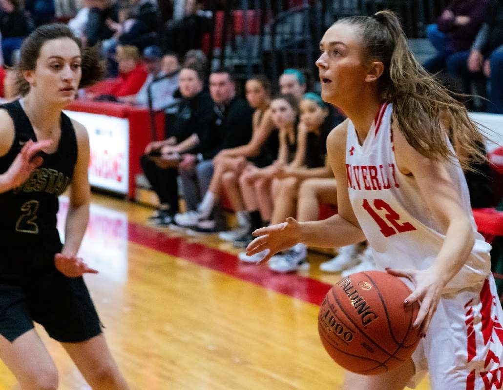 WAVERLY'S TOMASSO NAMED SOUTH'S LARGE SCHOOL DIVISION MVP — THREE OTHERS RECOGNIZED