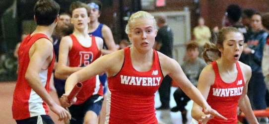 ANOTHER WAVERLY RECORD FALLS AT WINTER CLASSIC.