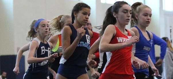 TALADA SHATTERS OWN SHCOOL RECORD; WAVERLY FINISHES 9TH AT RUGGED BOMBERS INVITE.