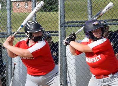 WAVERLY LANDS TWO ON DIVISIONAL ALL-STAR TEAM; THREE RECEIVE HONORABLE MENTION