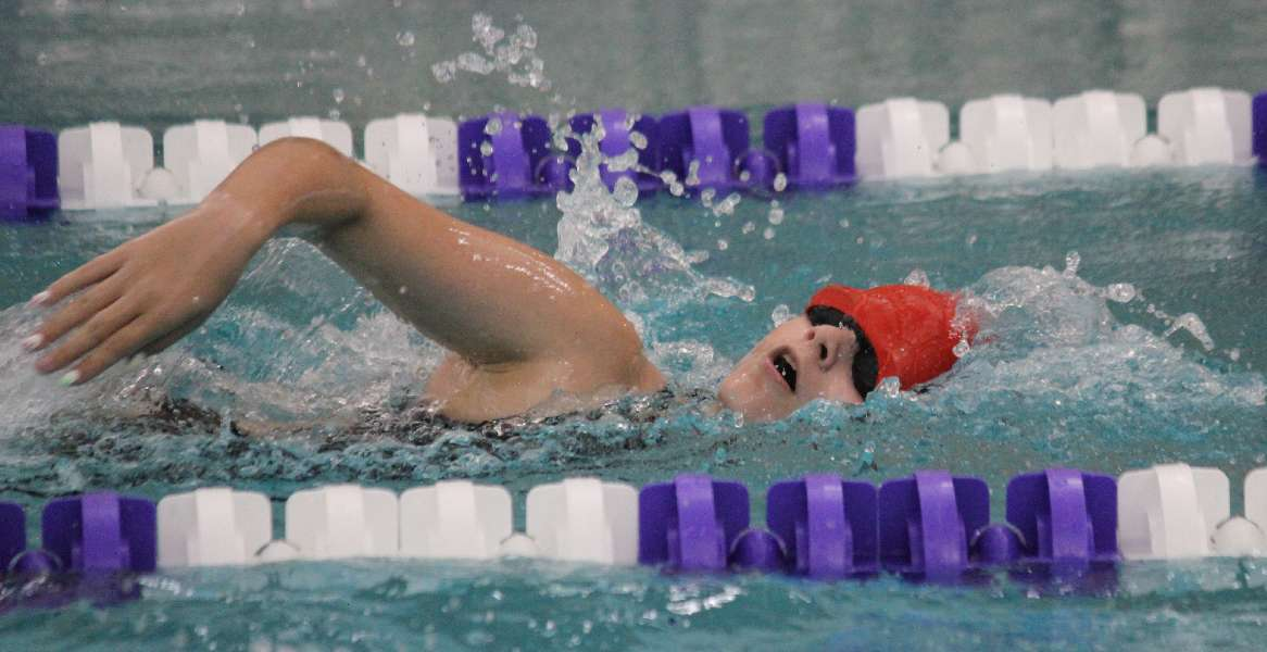 WAVERLY WINS 10 OF 11 EVENTS; TOPS DRYDEN, 96-69