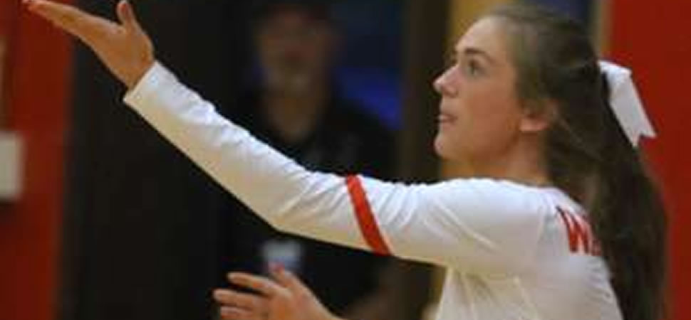 EDISON RALLIES TO WIN FIVE-SET MARATHON OVER WAVERLY.