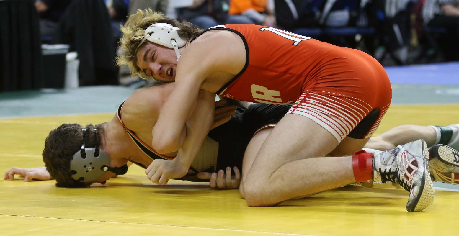 STOTLER FALLS IN SEMIS; BATTLES BACK FOR FOURTH PLACE AT STATES