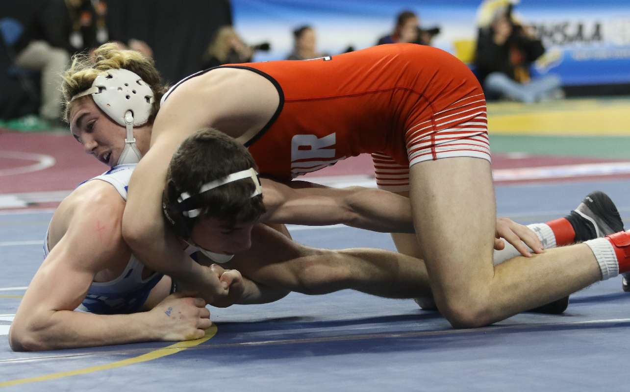 STOTLER MAKES QUICK WORK OF THIRD SEED IN STATE QUARTERINALS