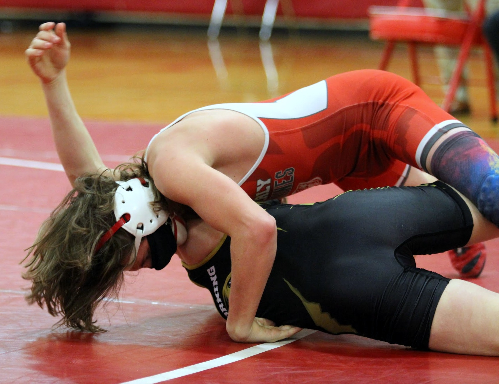 WAVERLY WINS 13 OF 24 BOUTS AGAINST OWEGO, ELMIRA IN FINAL MATCH