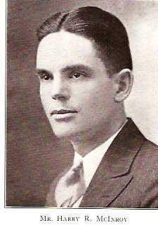 Harry Mclnroy - 1926-1927