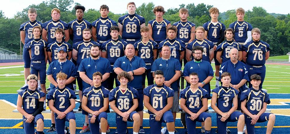 2020 Schuylkill Haven Hurricanes Varsity Football Roster