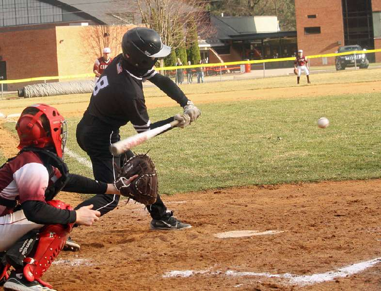 CANTON HOLDS OFF ATHENS, 4-2, IN SEASON-OPENER