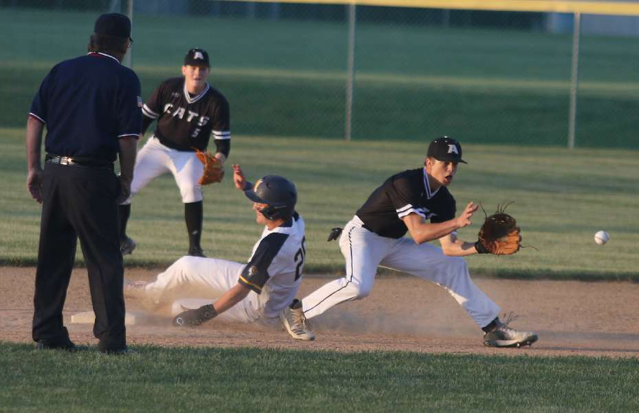 ATHENS FALLS TO MONTOURSVILLE IN DISTRICT 4, CLASS AAAA SEMIS