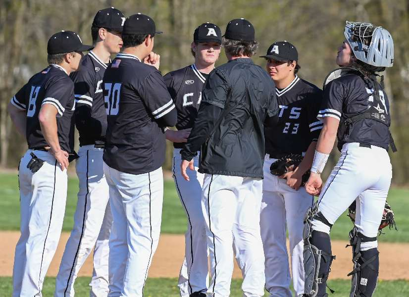BIG INNING PROPELS SAYRE TO 12-2 FIVE-INNING WIN OVER ATHENS