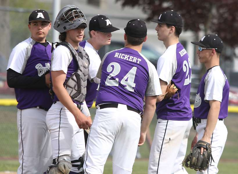 ATHENS RALLIES LATE TO TOP WAVERLY, 4-2