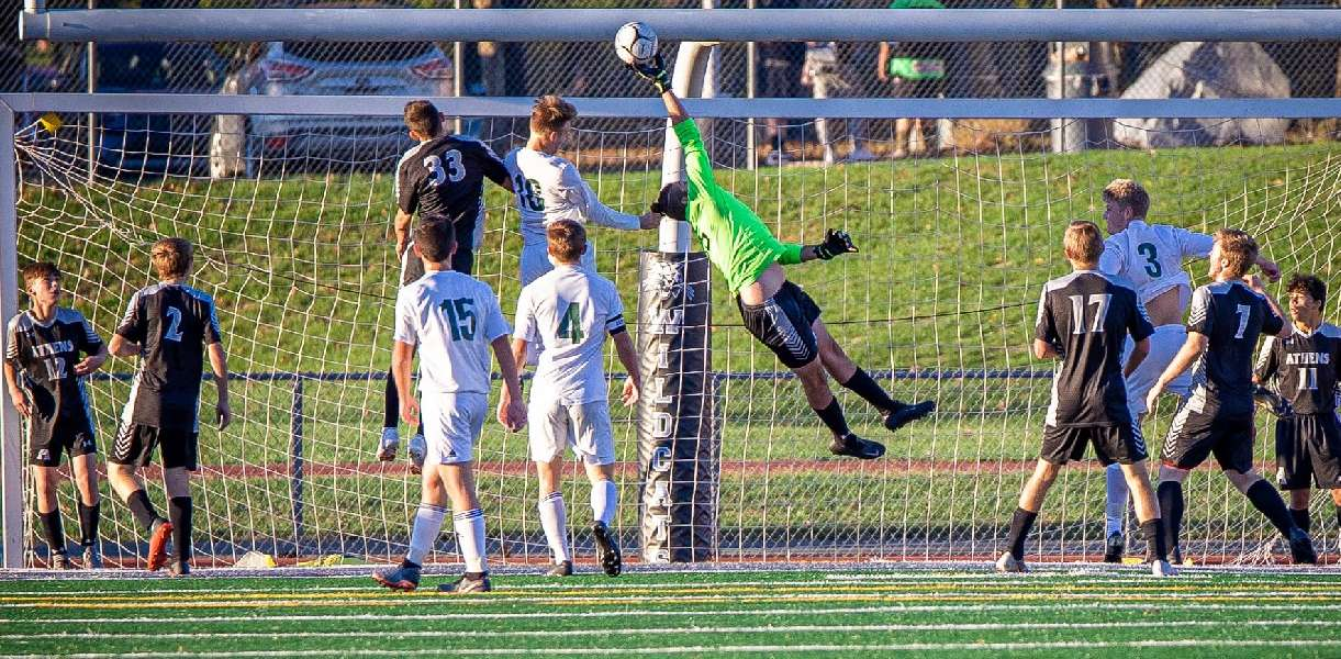ATHENS FALLS TO WELLSBORO, 3-0