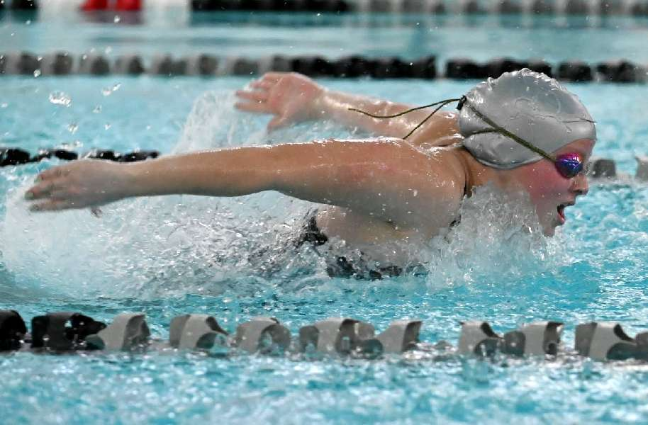 ATHENS GIRLS, BOYS SWIM TO WINS OVER TOWANDA ON 'SENIOR NIGHT'