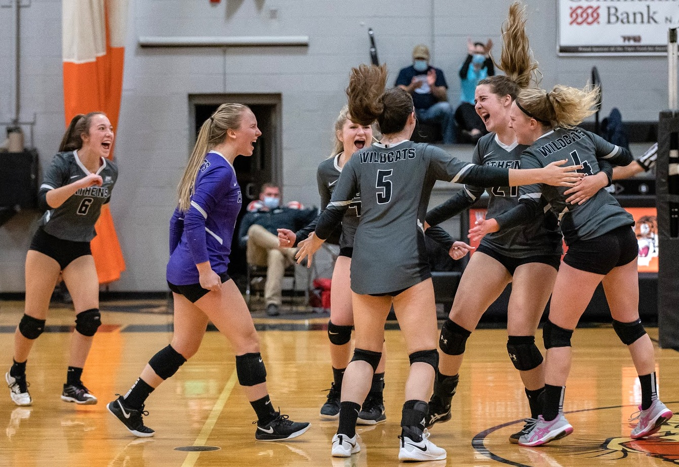 ATHENS SWEEPS TUNKHANNOCK; ADVANCES TO SUB-REGIONAL FINALS