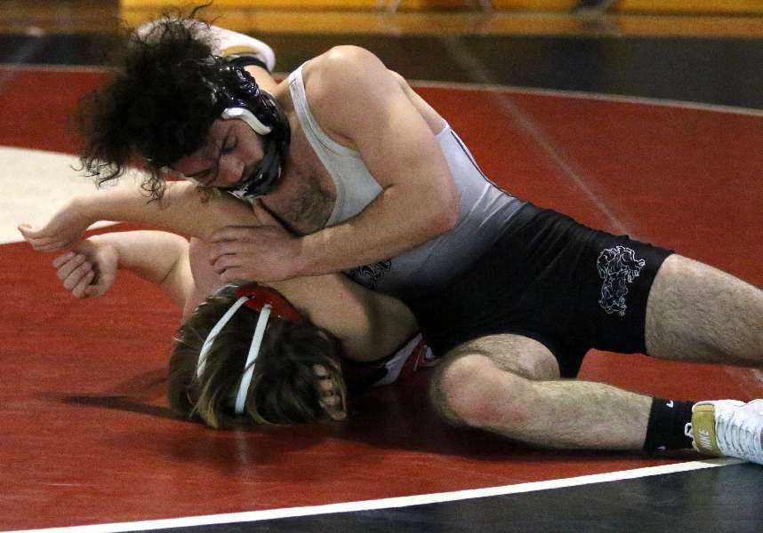 ATHENS CLOSES DUAL SEASON WITH 50-13 WIN OVER TROY