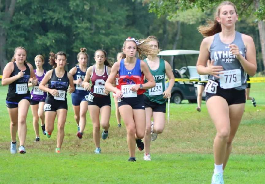 BRONSONS TURN IN STRONG PERFORMANCES AT PRE-STATE MEET