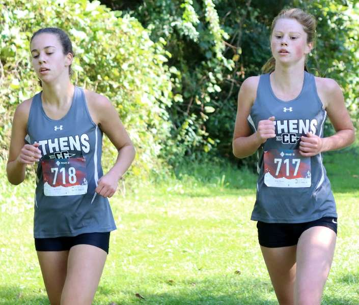 ATHENS BOYS FINISH THIRD, LADY WILDCATS NINTH AT FORBES INVITATIONAL