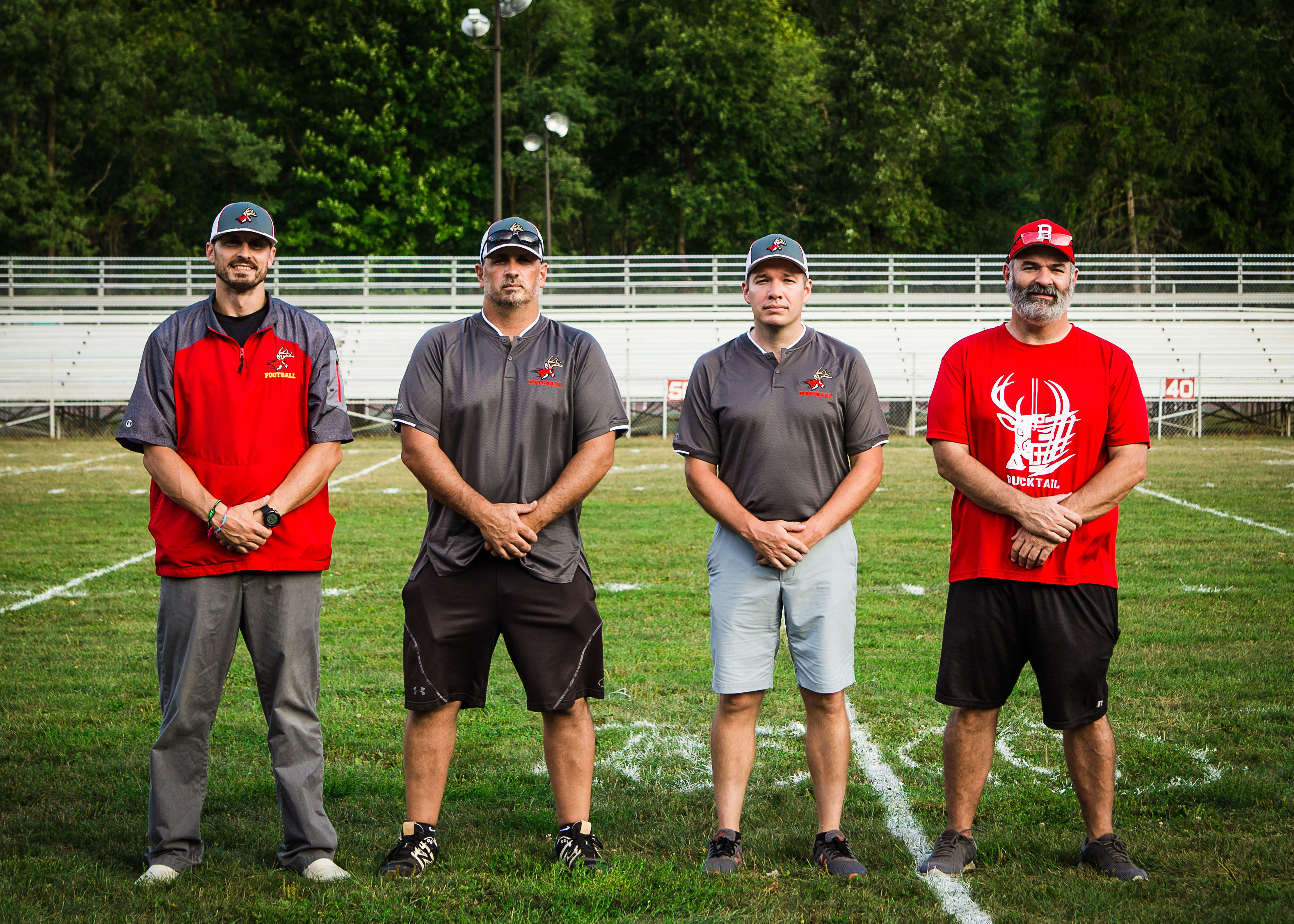 2020 Bucktail Football Coaching Staff