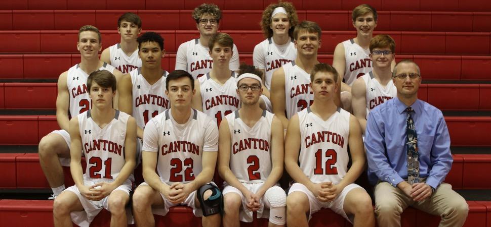 2019 Canton Warriors Varsity Boys Basketball Roster