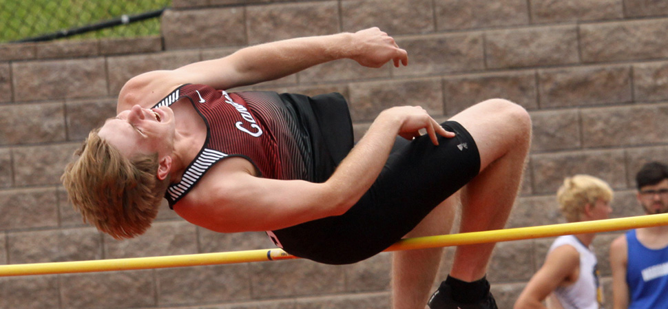 Williams medals at D4 Track Championships