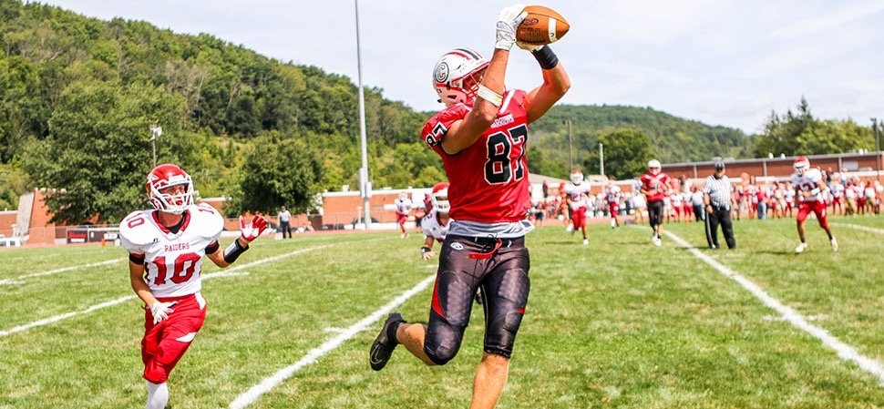 Bailie, Knapp, May named to PA Football Writers All-State team.
