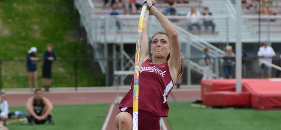 Zurich wins four golds on banner day for Loyalsock track and field