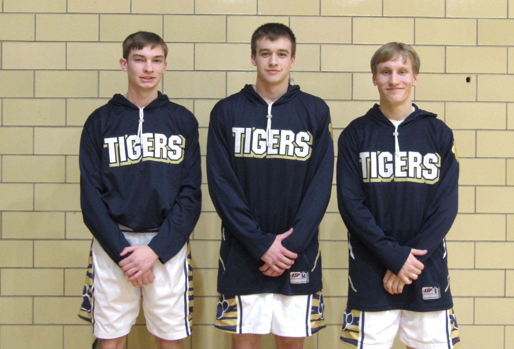 North Penn-Mansfield Tigers Continue Winning Streak on Senior Night
