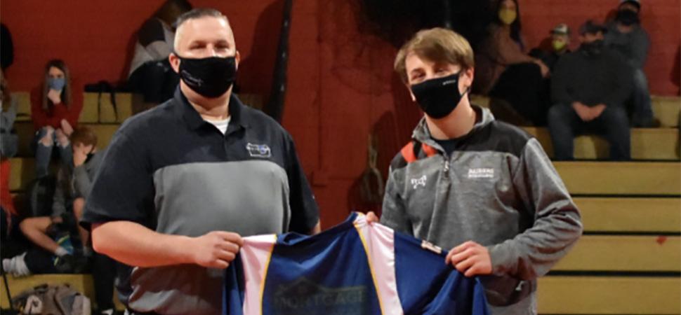Harer awarded Wrestler of the Week by D4wrestlingpics
