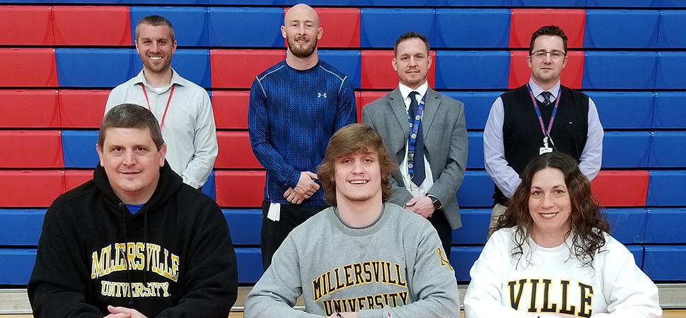 Ryan Aument - Millersville University (wrestling)