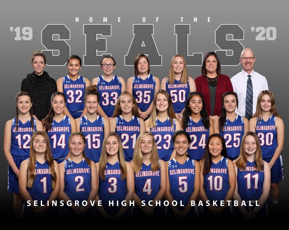 Selinsgrove Girls Basketball