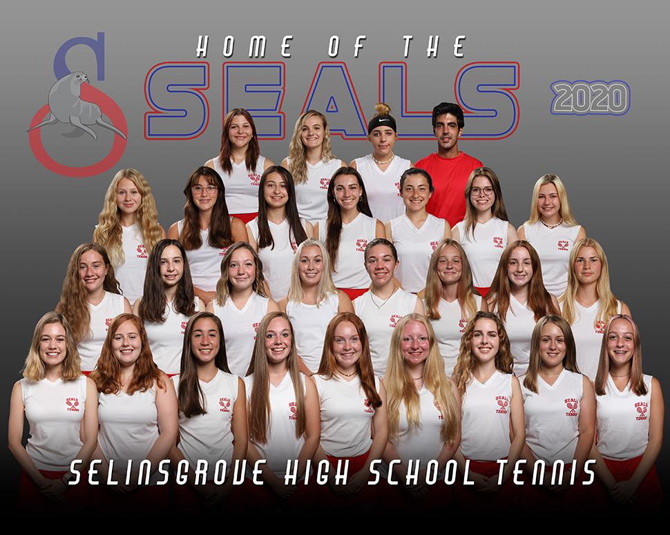 Selinsgrove Girls Tennis