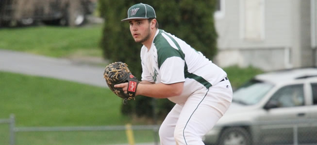 Wellsboro baseball falls to Milton, 14-1.