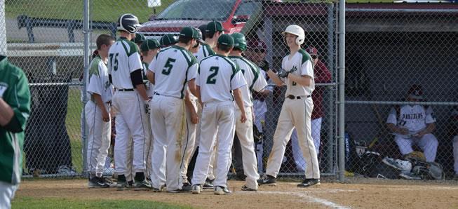 Hornet baseball tops NEB, 14-12.