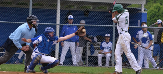 Hornet baseball shut out by South Williamsport