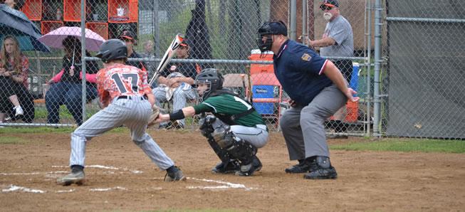 JV Baseball drops double header to Towanda