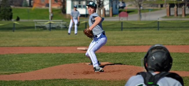 JV baseball ties and falls to Athens