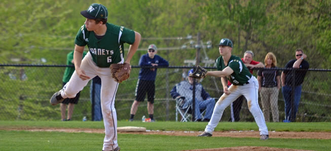 Hornets rally to top Danville, 5-4.