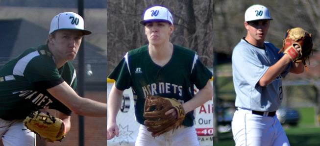 3 Hornets earn NTL All-Star baseball honors